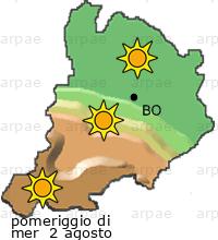 Tempo a Bologna